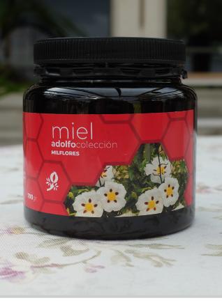 Miel Cruda Milflores AdolfoColeccion