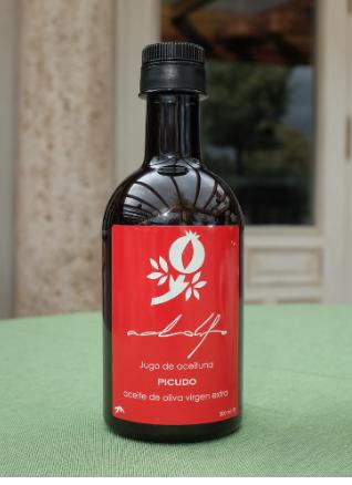 Aceite de oliva Virgen Extra Picudo AdolfoColeccion