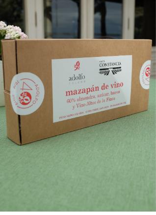 Delicias de Mazapán de Vino